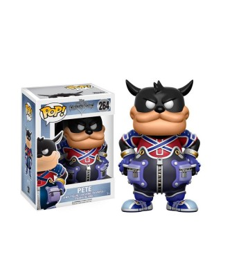 Pete Kingdom Hearts Muñeco Funko Pop! Vinyl [264]