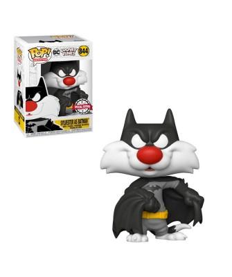 Special Edition Silvestre como Batman Looney Tunes Dc Muñeco Funko Pop1 Vinyl [844]