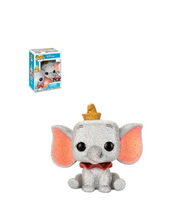 Special Edition Diamond Dumbo Disney Muñeco Funko Pop! Vinyl [50]