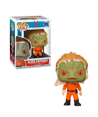Alien Exposed V Muñeco Funko Pop! Vinyl [1058]