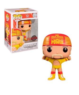 Special Edition Hulk Hogan Hulkamania Wrestlemania Muñeco Funko Pop! Vinyl [71]