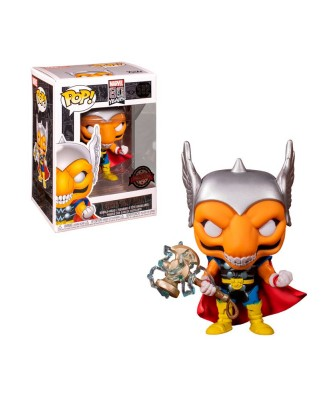 Special Edition Beta Ray Bill Marvel 80th Muñeco Funko Pop! Bobble Vinyl [582]