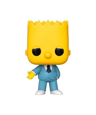 Bart Mafia Los Simpson Muñeco Funko Pop! Vinyl
