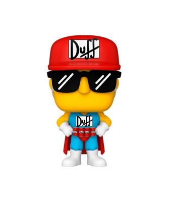 Duffman Los Simpson Muñeco Funko Pop! Vinyl