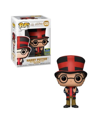 Summer Convention 2020 Harry Copa Mundial Harry Potter Muñeco Funko Pop! Vinyl [120]