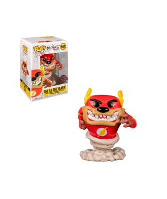 Special Edition Taz como Flash Looney Tunes Muñeco Funko Pop! Vinyl [844]