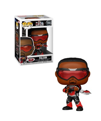 Falcon The Falcon and the Winter Soldier Marvel Muñeco Funko Pop! Bobble Vinyl [760]