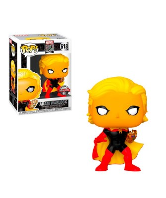 Adam Warlock Marvel 80th Muñeco Funko Pop! Bobble Vinyl [618]