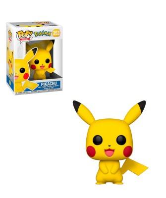 Pikachu Pokemon Muñeco Funko Pop! Vinyl [353]