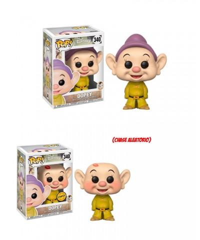 Mudito Blancanieves y los Siete Enanitos Disney Muñeco Funko Pop! Vinyl [340] (Chase Aleatorio)