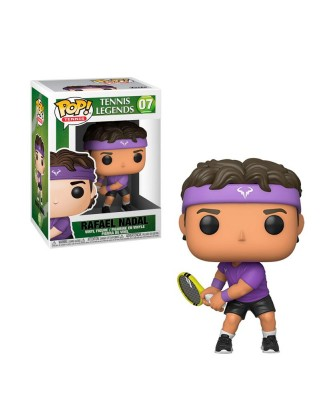 Rafael Nadal Tennis Legends Muñeco Funko Pop! Vinyl [07]