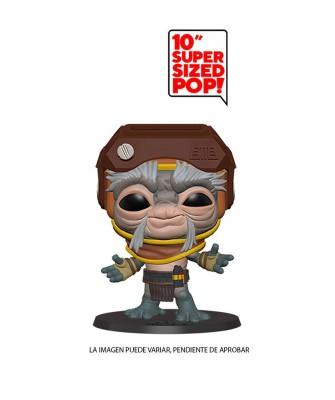 "Babu Frik 10"" Star Wars Episodio IX El Ascenso de Skywalker  Muñeco Funko Pop! Bobble Vinyl"