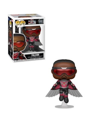 Falcon (Flying Pose) The Falcon and the Winter Soldier Marvel Muñeco Funko Pop! Bobble Vinyl [812]