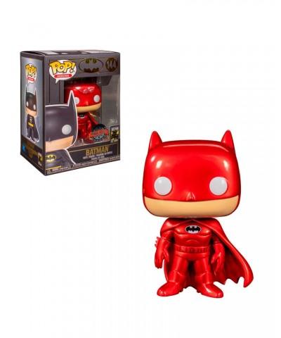 Special Edition Batman Rojo Metálico DC Muñeco Funko Pop! Vinyl [144]