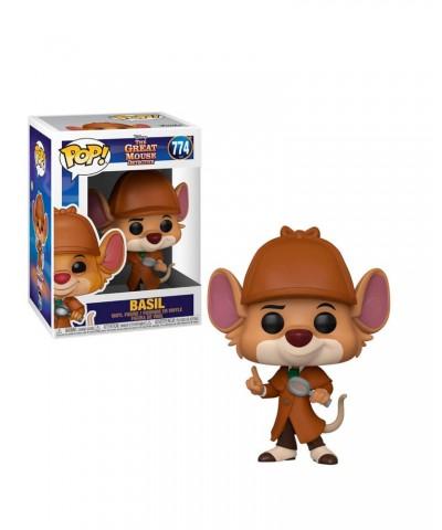 Basil The Great Mouse Detective Disney Muñeco Funko Pop! Vinyl [774]