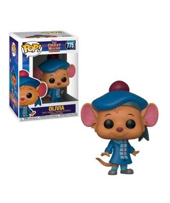 Olivia The Great Mouse Detective Disney Muñeco Funko Pop! Vinyl [775]