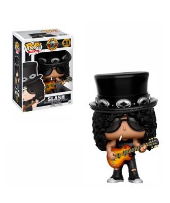 Slash Guns N' Roses Muñeco Funko Pop! Vinyl [51]