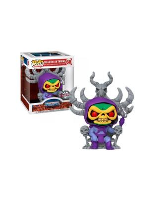 Special Edition Skeletor en el Trono Los Amos del Universo Muñeco Funko Pop! Deluxe Vinyl [68]