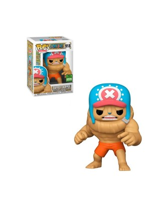 Spring Convention 2021 Buffed Chopper One Piece Muñeco Funko Pop! Vinyl [918]