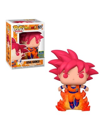 Summer Convention 2020 SSG Goku Dragon Ball Super Muñeco Funko Pop! Vinyl [827]