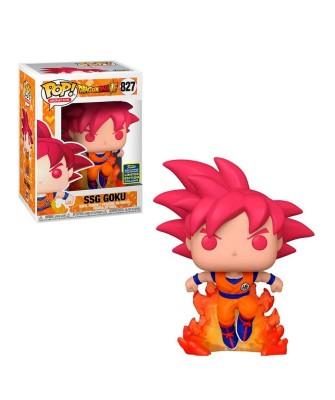 Summer Convention 2020 SSG Goku Dragon Ball Super Muñeco Funko Pop! Vinyl [827]