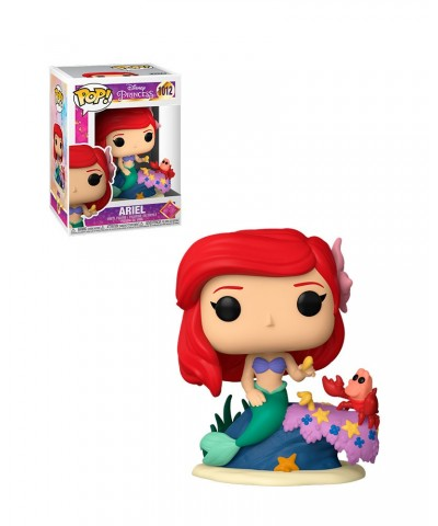 Ariel Ultimate Princess Disney Muñeco Funko Pop! Vinyl [1012]