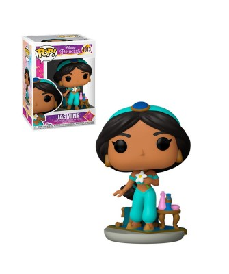Jasmine Ultimate Princess Disney Muñeco Funko Pop! Vinyl [1013]