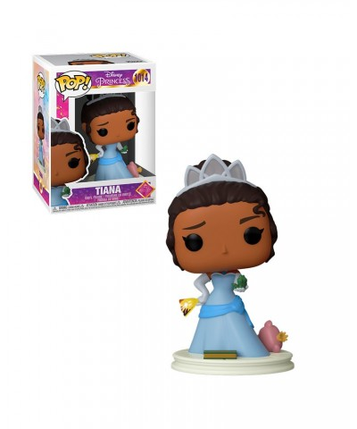 Tiana Ultimate Princess Disney Muñeco Funko Pop! Vinyl [1014]