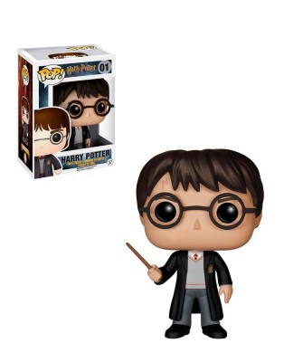 Harry Potter Muñeco Funko Pop! Vinyl [01]