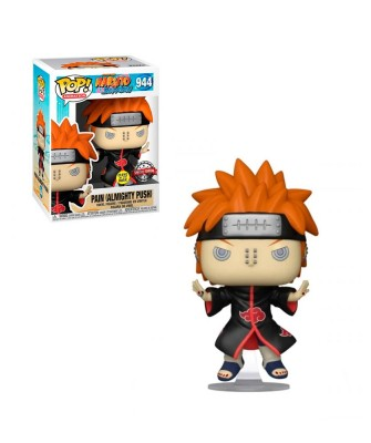 Special Edition Pain (Brilla en la Oscuridad) Naruto Shippuden Muñeco Funko Pop! Vinyl [944]