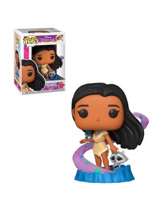 Pocahontas Ultimate Princess Disney Muñeco Funko Pop! Vinyl [1017]