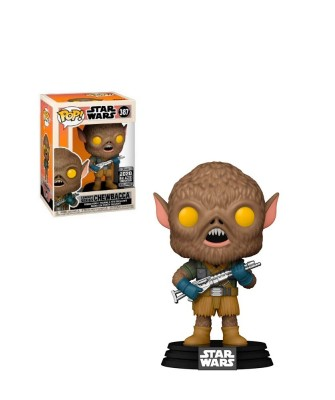 Galactic Convention 2020 Chewbacca Concept Series Star Wars Muñeco Funko Pop! Bobble Vinyl [387]