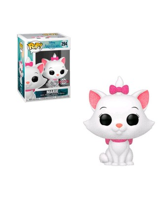 Special Edition Marie Diamond Los Aristogatos Disney Muñeco Funko Pop! Vinyl [294]
