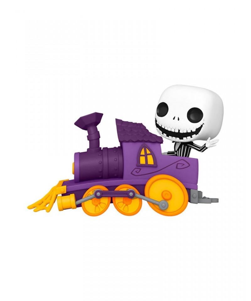 Jack Skeleton Locomotora Pesadilla antes de Navidad Disney Muñeco Funko Pop! Deluxe Vinyl
