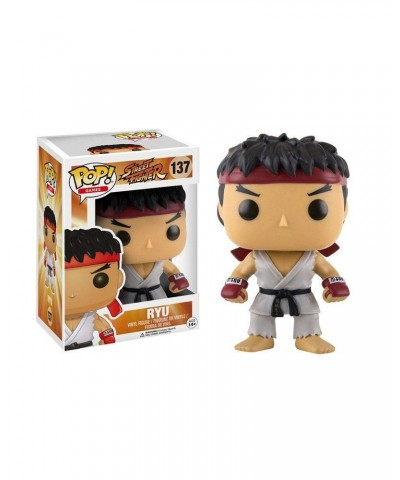 Ryu: Street Fighter Funko Pop! Vinyl