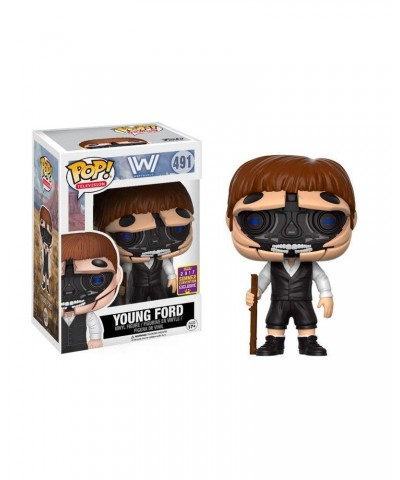 Young Dr. Ford Unmasked: Westworld Funko Pop! Vinyl